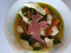 Drachensuppe für die Drachenparty; Essen für Kinder - Kochen mit Kindern Party, Chicken, Meat, Cooking, Food, Kids, Kid Cooking, Kids Fun, Food For Kids