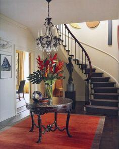 Inspiration | Foyer decor