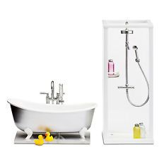 Lundby Smaland Shower & Bath set  NEW