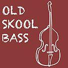 Old skool bassgitaar