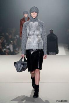Модные свитера 2013   SweetList.ru
