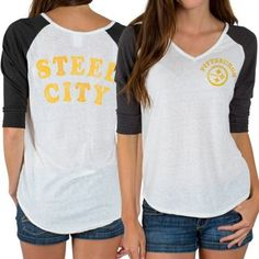 Pittsburgh Steelers Women s Apparel 13db76ddc