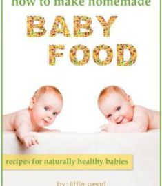5 easy iron rich recipes for baby the homemade baby food recipes how to make homemade baby food recipes for naturally healthy babies pdf forumfinder Image collections