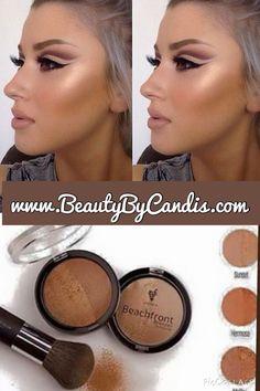 Younique Bronzer  Www.beautybycandis.com