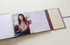 Libro de Firmas para Fiorella. Además de las fotos incluyó hojas blancas de papel obra de 150grs, con su nombre, para firmar. Fotos: Matias Sanchez de Bustamante https://www.facebook.com/media/set/?set=a.10152188113623847.1073741835.43686263846&type=3
