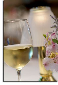 Wine by the glass and bottle! Great wine menu to choose from