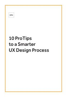 10 Pro Tips for Smarter UX Design Process -- Real-world design advice from practicing UX designer Jessica Lowry. Pop Up Ads, Salon Quotes, Web Design, Pro Tip, Real Techniques, User Interface Design, Design Process, Ux Designer, Designers