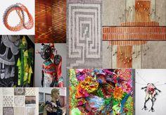 2ème Biennale des Arts textiles contemporains du 6 au 15 octobre 2017 à CH-Avenches Art Textile, Arts, Textiles, Painting, How To Paint, Contemporary, Painting Art, Paintings, Fabrics