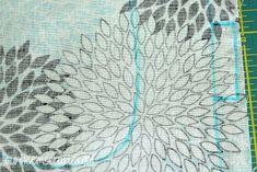 Basic Bib Tutorial - Auntie Em's Crafts Burp Cloth Patterns, Fabric Patterns, Sewing Patterns, Bib Tutorial, Custom Baby Gifts, Raw Edge Applique, Stencil Material, Bib Pattern, Blanket Stitch
