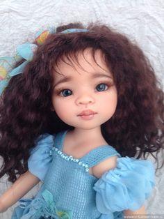 Амалия.ООАК куклы Паола Рейна. / Авторские куклы своими руками, ООАК / Бэйбики. Куклы фото. Одежда для кукол