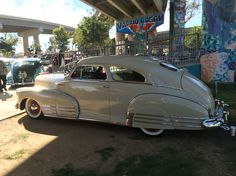 48' Fleetline at Chicano park on New Years 2016