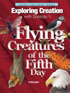 Daily Lesson Plans for 5th grade Flying Creatures of the Fifth Day. Need notebooking journal to go with it.