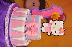 torta mila :) Hello Kitty Cake