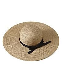 need hat. might need to book resort vacation first.   Banana Republic