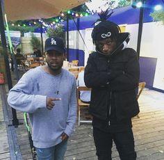 Kendrick Lamar(Cali) x Joey Badass(New York) Rap Genius, Hip Hop, Bed Stuy, Kendrick Lamar, Rare Photos, Eminem, Trending Memes, Badass, Culture