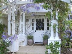 cottage style front door | Cottage Front Door. | Your Style Makes Me Smile