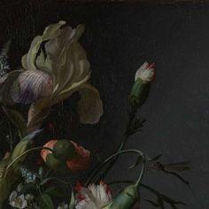 Still Life with Flowers in a Glass, Jan Brueghel (I), c. 1625 - c. 1630 - Bloemen-Collected Works of N Zijlstra - All Rijksstudio's - Rijksstudio - Rijksmuseum