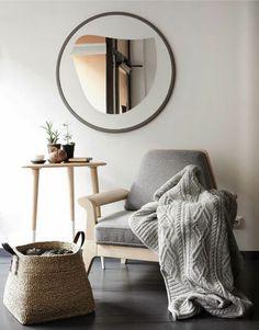 Virlova Interiorismo: [Decotips] Complementos de primavera: decoramos con cestos de mimbre