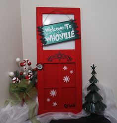 Image result for Whoville Decorations