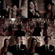 Lmfao Delena would run late at their own wedding because of you know what...