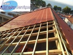 Substituição ou renovação de coberturas no Barreiro. Efectuamos pintura e/ou lavagem de alta pressão em telhados no Barreiro. Pintura de Exteriores no Barreiro, Isolamento e Pintura de Fachadas Exteriores no Barreiro,Impermeabilização de Telhados em Sintra,Reparações de Telhados em Lisboa.
