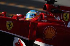 Fernando Alonso - F1 Testing in Barcelona - Day One