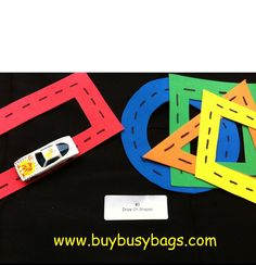 busy bag activity