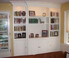 Top 12 White Bookcase Wall Unit Picture Ideas Plans