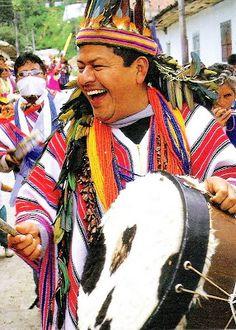 Los Mejores Pintores, Fotógrafos y Escultores de Colombia: JACANAMIJOY PINTOR COLOMBIANO American Indians, Hats, Artists, Hat, Hipster Hat