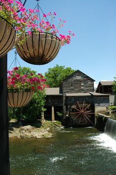 The Old Mill - Everyone loves this restaurant!