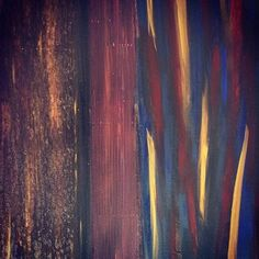 Acrylics on canvas by Liz Nord