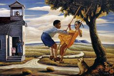 "Beautiful African American ""First Love"" Art"
