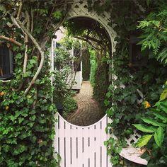 Secret Garden #outdoorliving spaces
