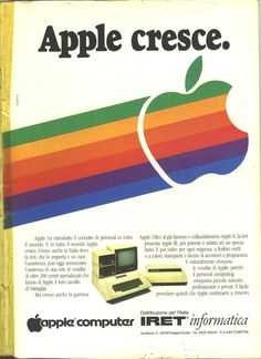 1981, ... Apple cresce!
