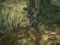 Screenshot Thumbnail / Media File 1 for Metal Gear Solid 3 - Snake Eater (USA)