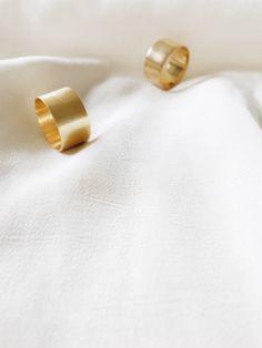 wedding rings by gusta jewellery Napkin Rings, Jewelery, Wedding Rings, Stud Earrings, Design, Jewlery, Jewels, Jewerly, Schmuck
