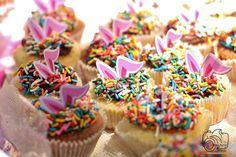 Bunny Cupcakes perfe