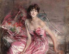 Cinque straordinari quadri e ritratti di Giovanni Boldini