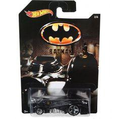 Batman - Batmobile - Hot Wheels
