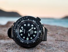 "GEARPATROL: THE LEGEND OF THE SEIKO ""TUNA CAN"" - Is this the Most Capable Purpose-Built Wristwatch Ever Made?"
