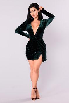 74e2f540187 Dresses. Club DressesNova DressesI CupGreen Velvet DressSexy OutfitsJanet  ...