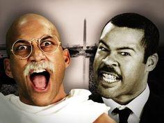 Gandhi vs Martin Luther King Jr. Epic Rap Battles of History Season 2
