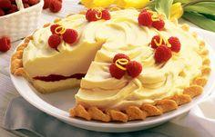 "Lemon Raspberry Ribbon Pie | 5 ""Pucker Up For All Things Lemon"" Recipes"
