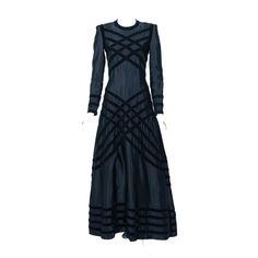 Chanel Haute Couture Evening Dress