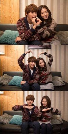 Park Shin Hye & Yoon Shi Yoon (Flower Boy Next Door)