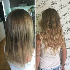 La weave hair extensions hair extensions by we are dolls flat track weave extensions 12 head for length and thickness pmusecretfo Images