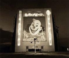 Chalk Hill Drive-In theater, Dallas, TX