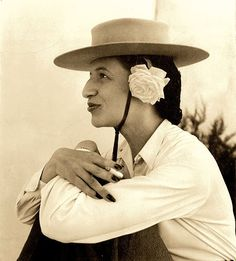 Diana Vreeland by Louise Dahl-Wolfe