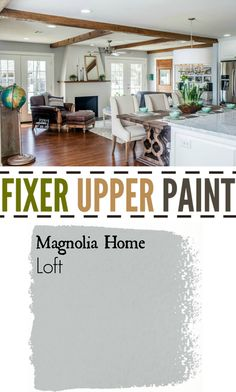 living room colors joanna gaines north shore fixer upper season four paint best matches for your home color loft the silver gray
