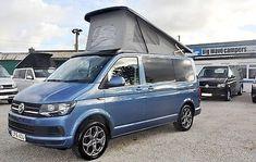 eBay: 2016 Reg Volkswagen VW Transporter Trendline T6 102 ps Pop Top Camper Campervan #vwcamper #vwbus #vw